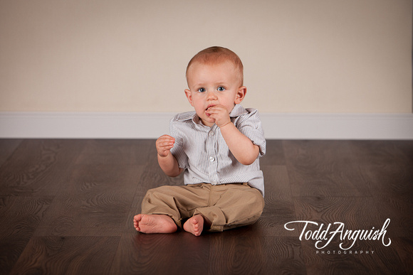 2014-10-04 Carter Dean 1 Year Portrait_03